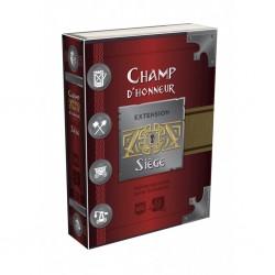 Champ d'honneur - Extension Siège