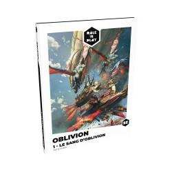 Role'n Play - Oblivion 1 - Le Sang d'Oblivion