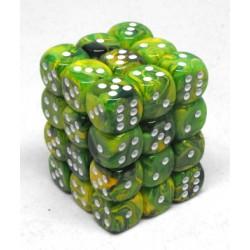 Pack de 36 dés 6 * vortex * PISSENLIT un jeu Chessex