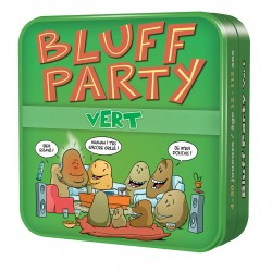 Bluff Party vert un jeu Cocktail games