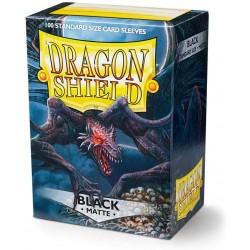 Dragon Shield Matte Black 100