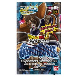 Dragon ball Super card Game - Giant Force