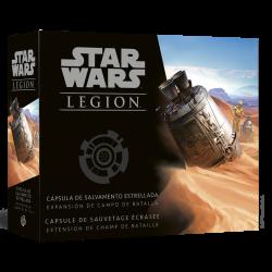Capsule de sauvetage pour star wars légion