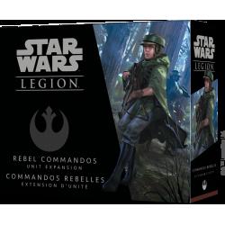 Commandos Rebelles un jeu FFG France / Edge