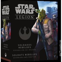 Soldats rebelles Amélioration pour star wars légion le jeu de figurines