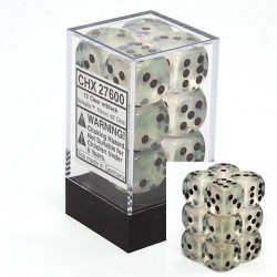 Pack 12 dés 6 Clair Chessex Annecy