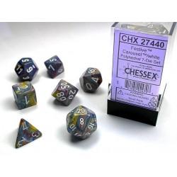 7 dés * festive * CARROUSEL un jeu Chessex