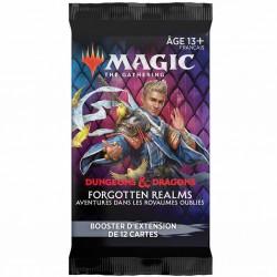 Magic - Booster d'extension - Forgotten Realms