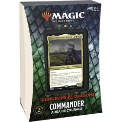 Magic - Deck Commander - Aura de Courage