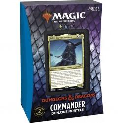 Magic - Deck Commander - Donjons Mortels