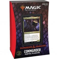 Magic - Deck Commander - Portail Planaire