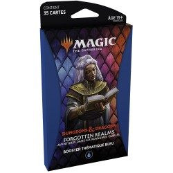 Magic - Booster Forgotten Realms - Thème Bleu