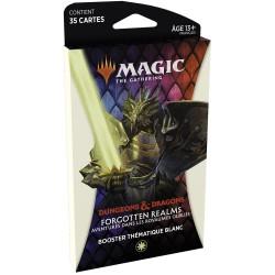 Magic - Booster Forgotten Realms - Thème Blanc