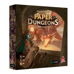 Paper Dungeons Jeu Annecy