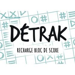 Detrak - Recharge bloc de score