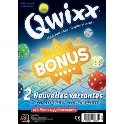 Qwixx 2 nouvelles variantes