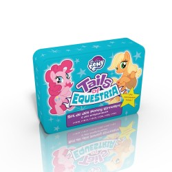 Tails of Equestria - Set de dés - Poney Terrestre