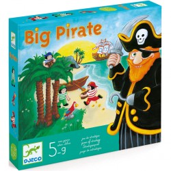 Big pirate un jeu Djeco