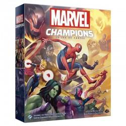 Marvel Champions - Boîte de base un jeu FFG France / Edge