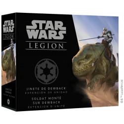 Star wars Légion - Soldat monté sur Dewback