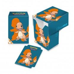 Deck Box Pokemon Charmander