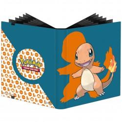 Pokemon Salameche 9 pochettes Pro Binder