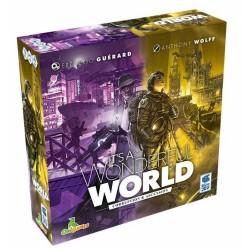 It's a Wonderful World extension Corruption et Ascension un jeu La boîte de jeu