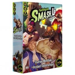 Smash Up : Tournée Mondiale - Incident Diplomatique