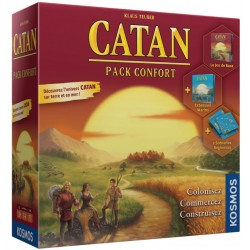 Catan - Pack Confort (précommande)