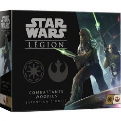 Star Wars Legion : Combattants Wookies