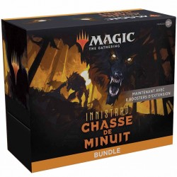 Magic - Bundle - Innistrad Chasse de Minuit