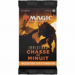 Magic - Booster d'extension - Innistrad Chasse de Minuit