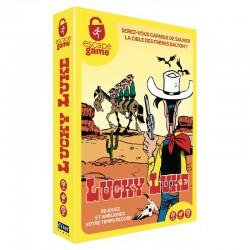 Lucky Luke - Escape game