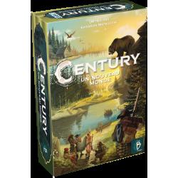 Century Nouveau Monde un jeu Plan B Games