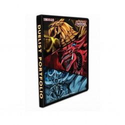 Yu-gi-oh - Portfolio - Slifer, Obelisk & Ra