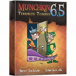 Munchkin 6.5 - Terribles tombes