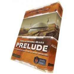 Terraforming Mars - Prélude un jeu Intrafin Games