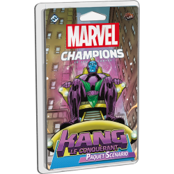 Kang le Conquérant un paquet scenario pour marvel champions JCE