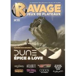Ravage JDP N°12